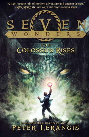 Book Cover - The Colossus Rises