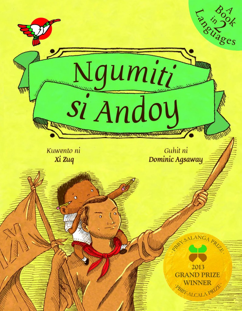 (Cover) Ngumiti si Andoy