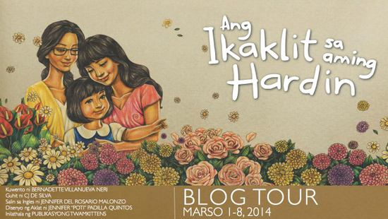 ikaklit blog tour