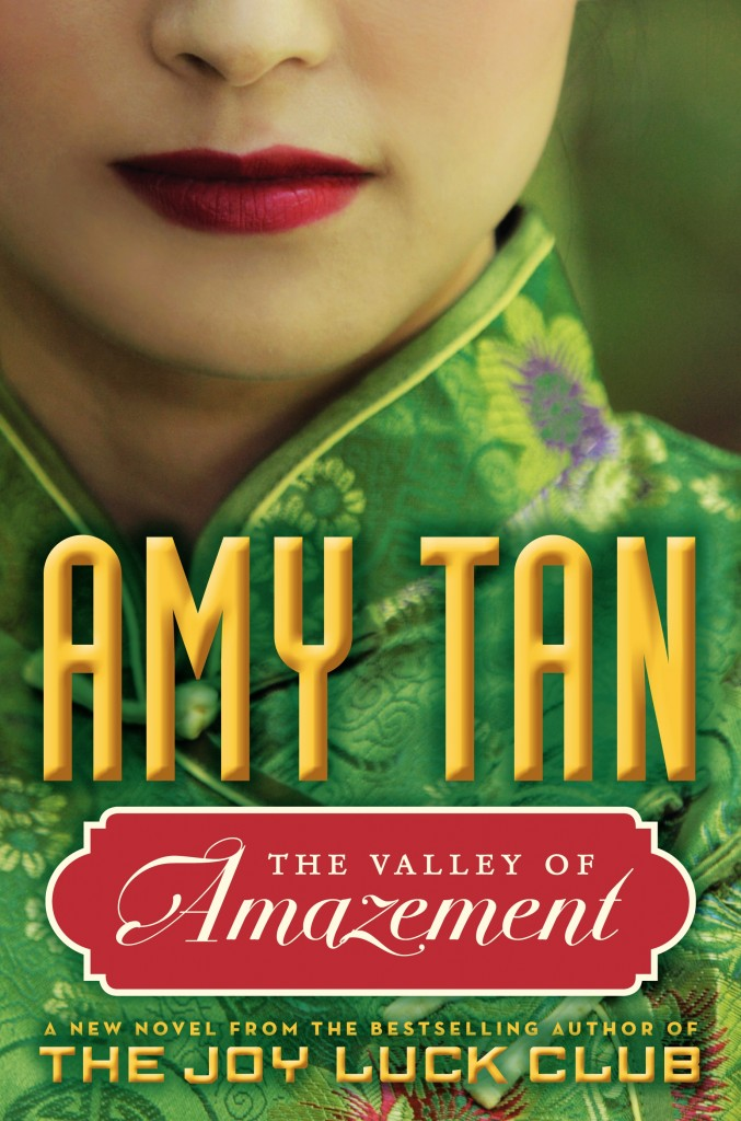 Book Cover - Valley of Amazement
