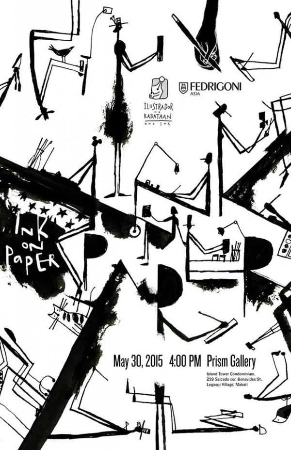 Ink on Paper_Poster