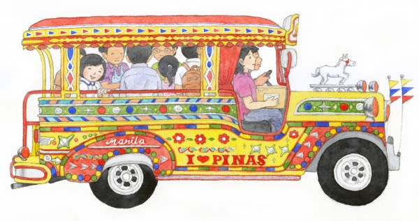 not your everyday filipino_jeepney