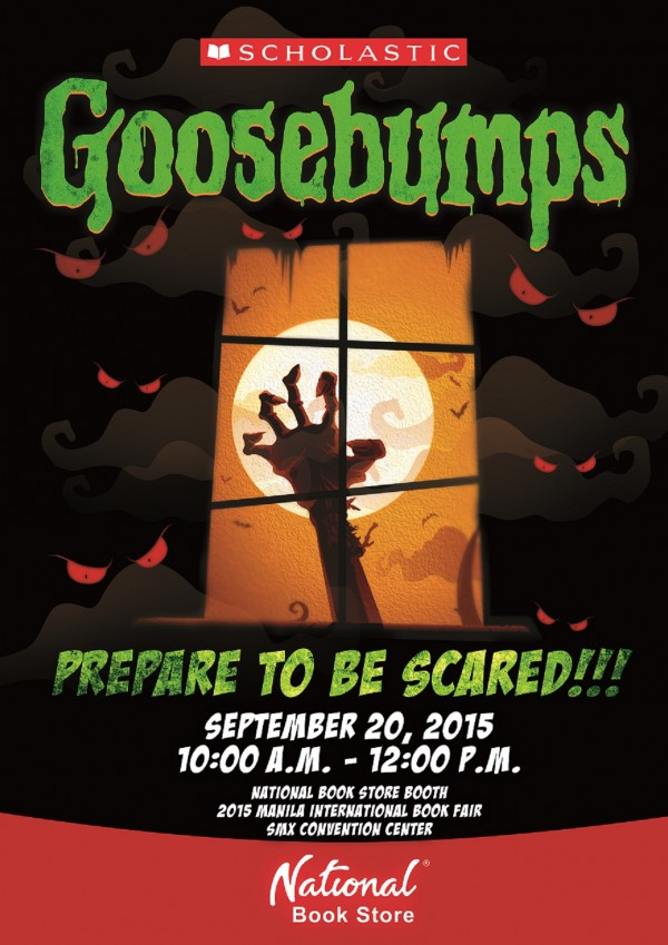 Goosebumps Poster - FINAL