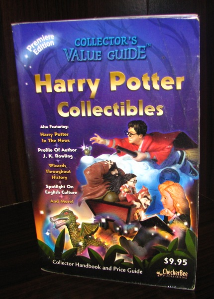 book of collectibles