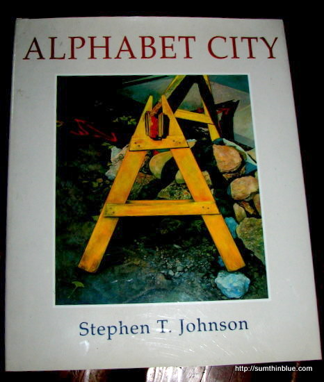 City By Numbers Stephen T Johnson