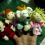 Nutcracker finger puppets!