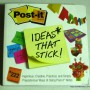 Sticky tape and post-its