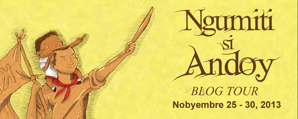 (Header) Ngumiti si Andoy Blog Tour