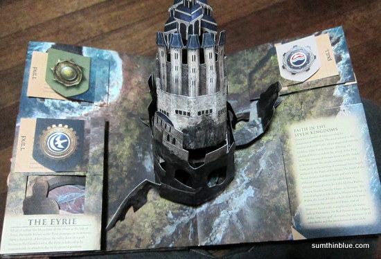 Game Of Thrones A Pop Up Guide To Westeros Bookmarked