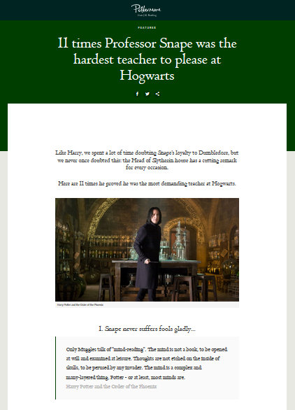 Pottermore - 11 times Snape was the hardest teacher to please - Mozilla Firefox 9232015 54247 PM