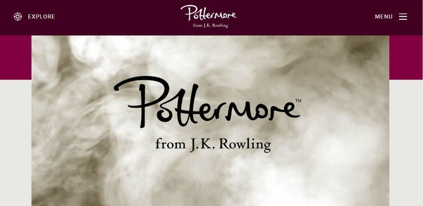 Pottermore - J.K. Rowling welcomes you to Pottermore - Google Chrome 9232015 75828 PM