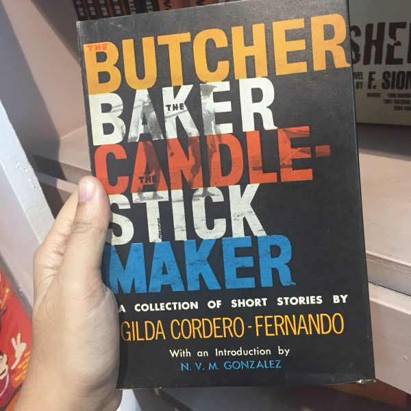 GCF's Butcher, Baker and Candlestick Maker (Tradewinds)